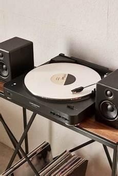 Audio Technica Bluetooth Black At Lp60 Vinyl Record Player