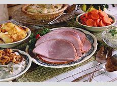 Baked Ham Dinner (Serves 4 6)   Family Dinners   Serves 4