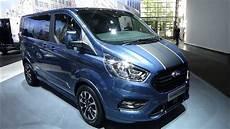 2019 ford tourneo custom exterior and interior iaa