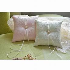 wedding decoration rustic flower decoration flower country wedding pearl ring pillow cushion