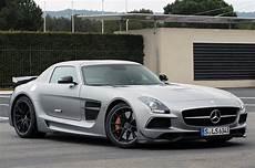 2014 Mercedes Sls Amg Black Series To Start At 275k C63