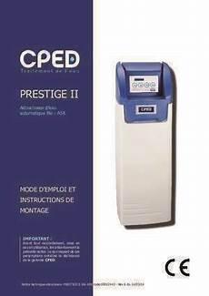 adoucisseur adesio 22 litres notice document pdf