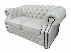 sofa weiss casa padrino echtleder 2er sofa wei 223 160 x 90 x h 78 cm