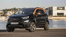 Ford Ecosport Nouveau Look Nouvelle Vie Sillonbelge Be