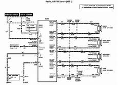 Ford Radio Sound 2000 Wiring