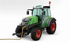 fendt pr 228 sentiert e traktor elektrifizierung in der