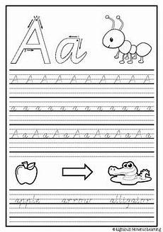 vic cursive handwriting worksheets 22079 vic modern cursive handwriting practice sheets letter aa freebie