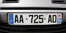 Nouvelles Plaques Premiers Probl 232 Mes Autonews Fr