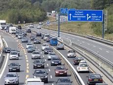 Wenig Verkehr Auf Den Autobahnen Vw Bulli De