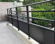 Protection De Terrasse Avec Nos Garde Corps Aluminium