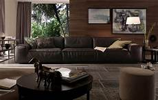divani chateaux dax avenue leather sectional by chateau d ax italia is