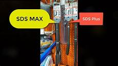 sds max vs sds plus