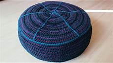 Sitzkissen H 228 Keln Diy Crochet Pouf Eng Sub