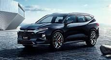 2020 chevy blazer china built 2020 chevy blazer xl with 3 rows reportedly