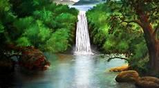 Gambar Naturalisme Pemandangan Yang Mudah Digambar