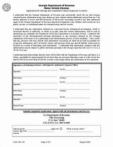 form mv 176 fillable application for salvage and assembled vehicle inspection location