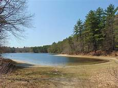 climate change and recreational activities at walden pond