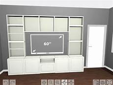 How To Design Install And Add Trim To An Ikea Besta