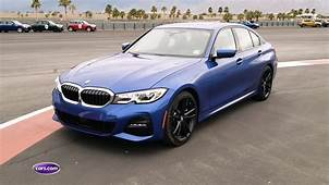Driving The 2019 And 2020 BMW 3 Series – Carscom  YouTube