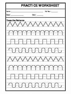 trace patterns worksheets 268 a2zworksheets worksheets of pattern writing workbook of pattern writing