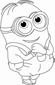 coloring pages coloring pages minions michelechene minion