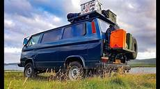vw t3 syncro in the vw t3 syncro adventure cer