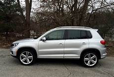 Review 2016 Volkswagen Tiguan R Line 4motion A