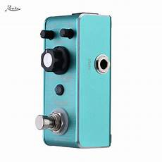 fuzz minis lef 606 fuzz pedal mini portable guitar effect pedal in guitar parts accessories from sports