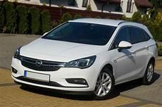 Opel Astra K 2017 Km Kombi Biały Opinie I Ceny Na Ceneo Pl