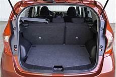 Nissan Qashqai Kofferraumvolumen - der kofferraum des note fasst mindestens 325 liter
