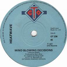45cat heatwave always and forever mind blowing decisions extended remixed version gto