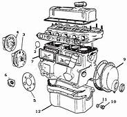 Car Engine Drawing At GetDrawingscom  Free For Personal