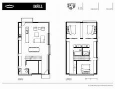 infill house plans gallery of infill john dwyer architect 11 small