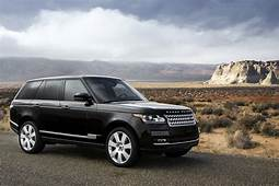 2013 Land Rover Range Autobiography Edition