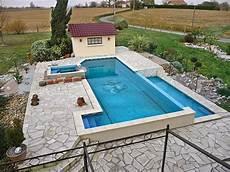 construire sa piscine construire sa piscine 224 d 233 bordement et spa en mosa 239 que