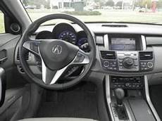 export used 2011 acura rdx technology package black on gray