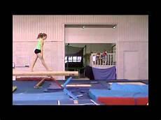 Dernier Vid 233 O De Gymnastique Claudie 12 Ans