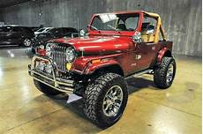 old car repair manuals 1998 jeep wrangler engine control 1988 jeep wrangler custom 0 electric red metallic wagon manual for sale photos technical