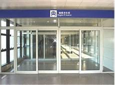 Porte Coulissante Automatique Porte Coulissante