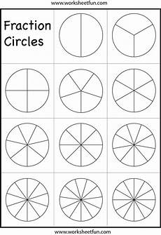 fraction worksheets colouring 3874 fraction circles worksheet printable worksheets circles fractions and worksheets