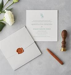 Wedding Invitation Seal