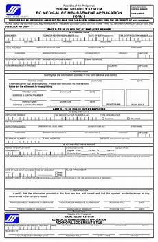 free 14 employee medical reimbursement forms