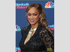 Tyra Banks Makes Her 'America's Got Talent' Red Carpet