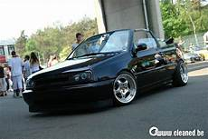 Golf 3 Cabrio De Tuning German Style