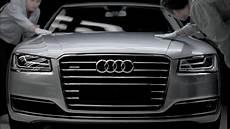 2014 Audi A8 Werbung Neu All New Audi A8 2014 Showroom