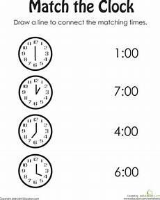 clock practice children s telling time clock worksheets kindergarten worksheets