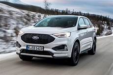 New Ford Edge Facelift 2019 Review Auto Express