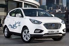 hydrogen powered hyundai ix35 fuel cell on sale now for 163