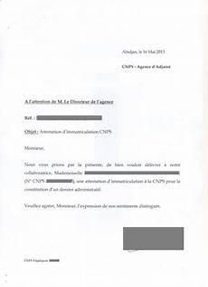 exemple de nom d entreprise lettre de demande d attestation de travail gratuit