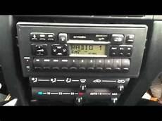 Citroen Radio With Code